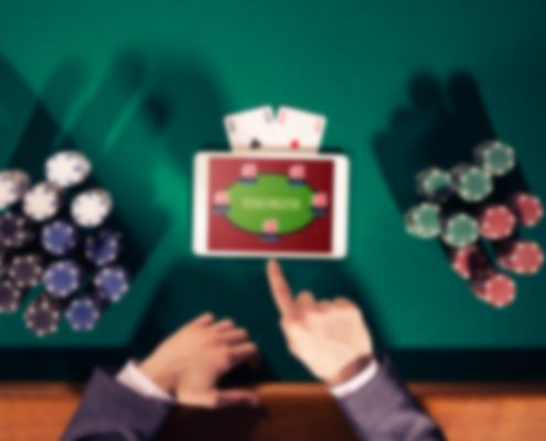 Casino Gaming Table